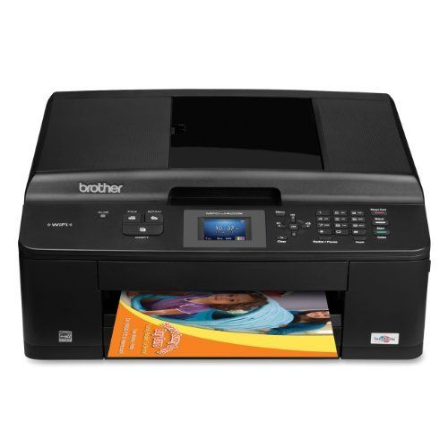 140 Brother Printer Mfcj425w Wireless Color Photo Printer With Scanner Copier And Fax By Brother H Brother Printers Wireless Printer Multifunction Printer