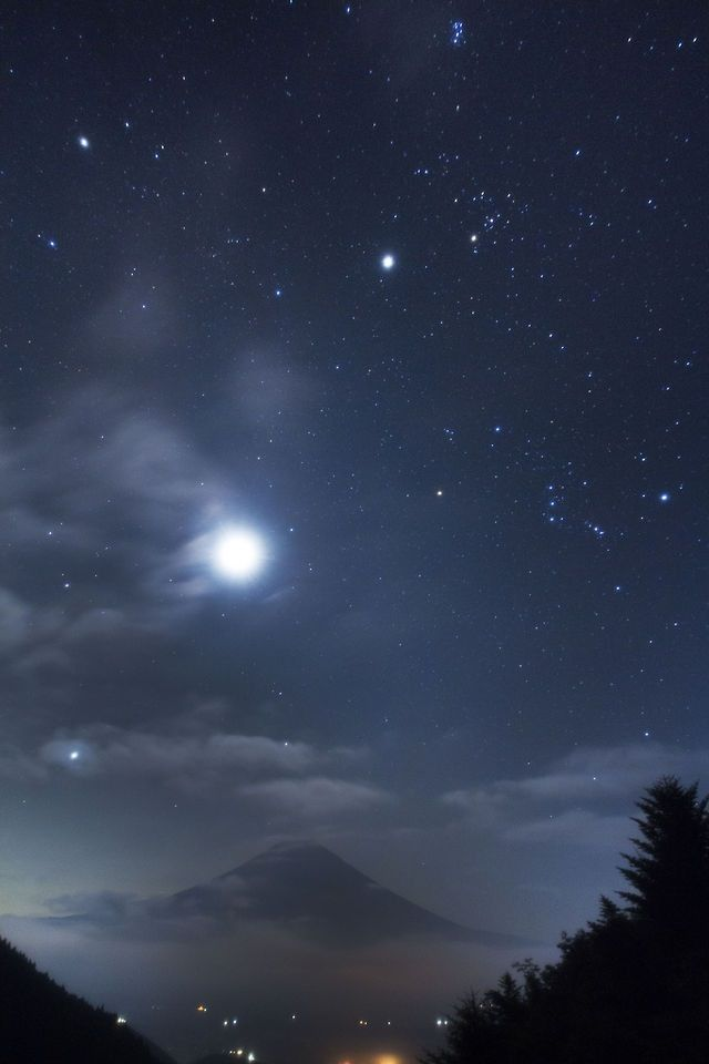 If you ever need reminding there is so much more to Life than this, look to the sky at night
