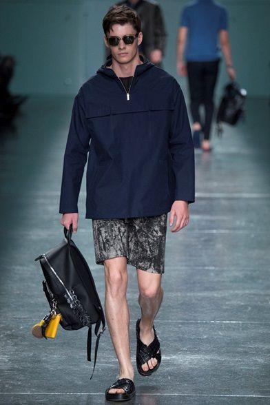 Fendi Spring 2015 | Men's Milan Fashion Week