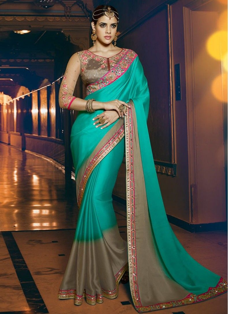Pin by Coolfire Hotice on Indian Hot | Pinterest | Party wear, Saree ...