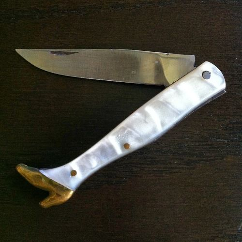 one leg knife