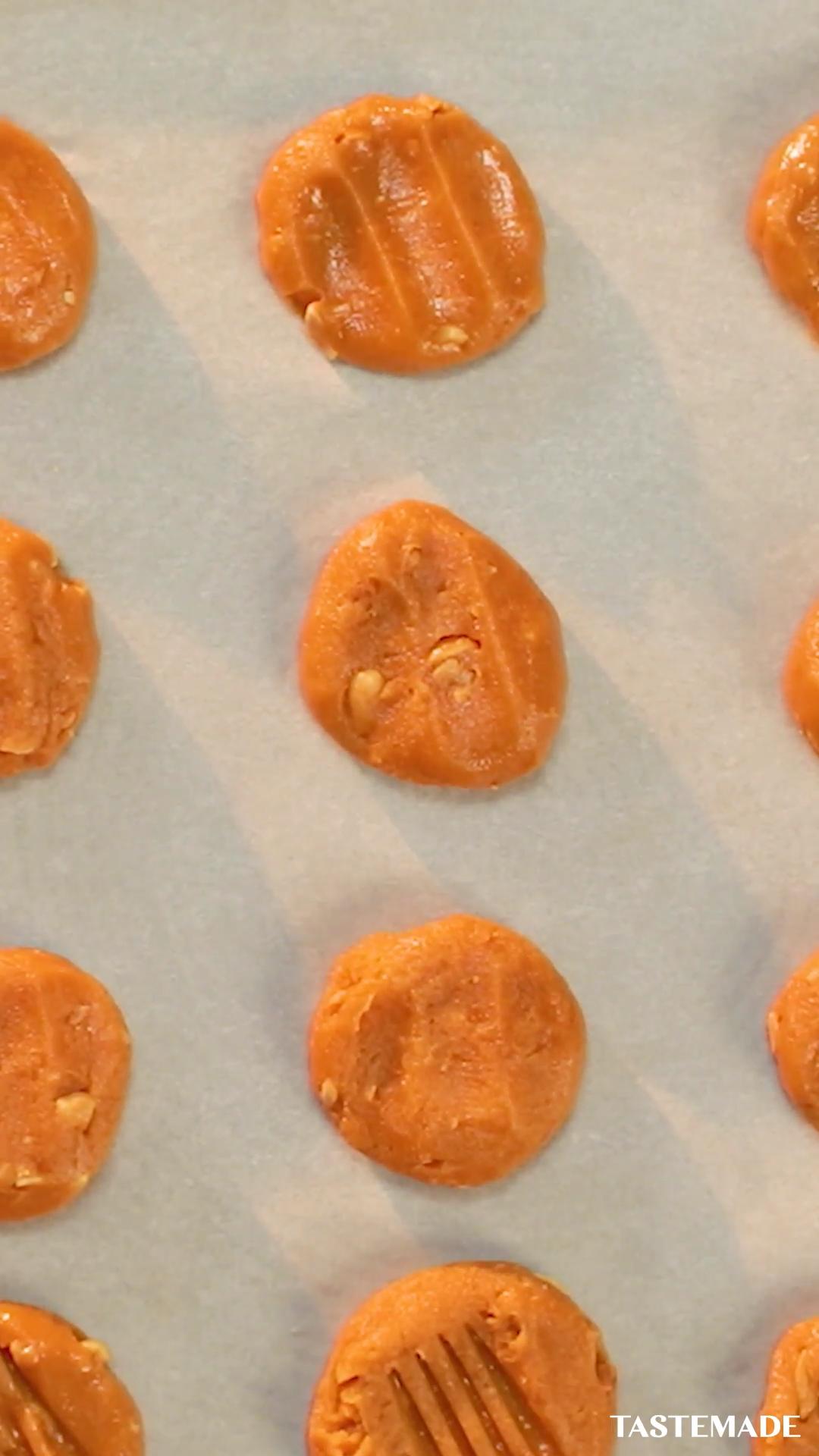 Four 3-Ingredient Cookies