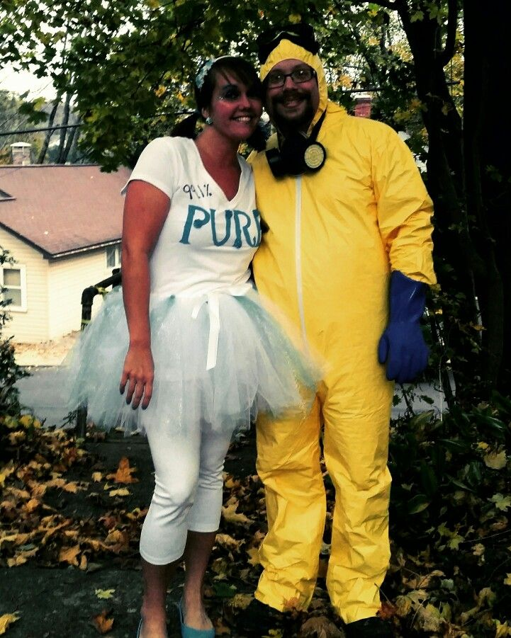our halloween costumes walter white and blue meth breaking bad - Halloween Costume Breaking Bad