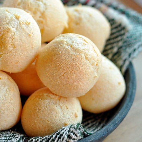How To Make Pao De Queijo Brazilian Cheese Bread Recipe