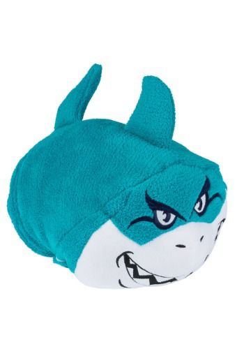 Seymour the Shark Comfy Critters Costume Blanket