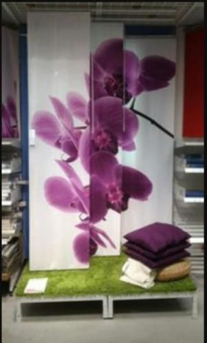≥ Nieuw! Ikea Panelen Emelina plus complete set ophangsysteem ...