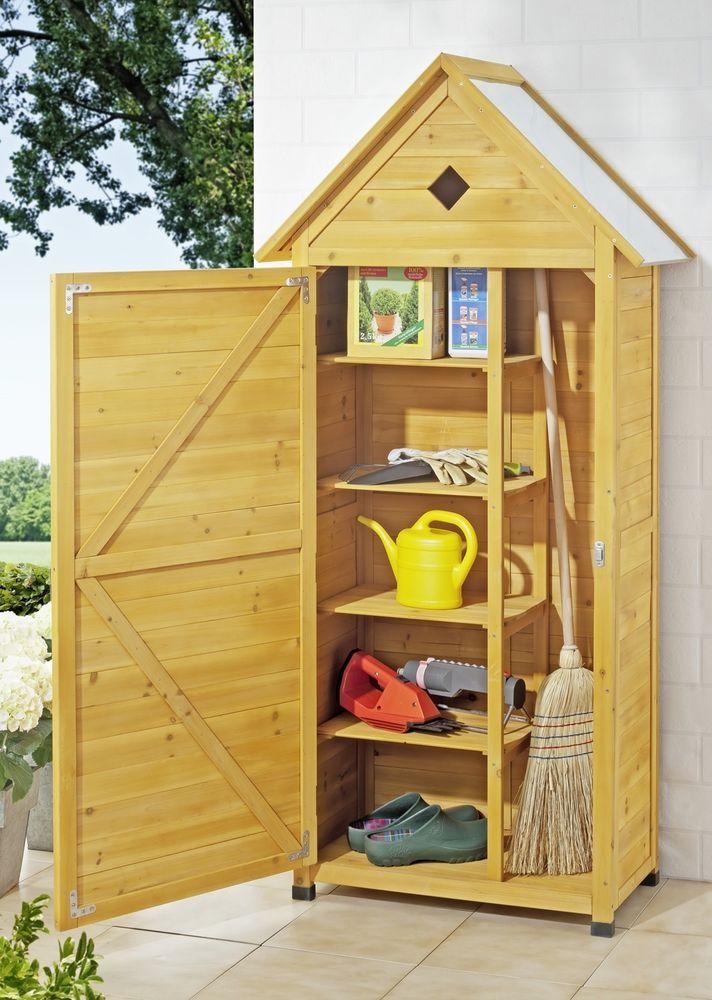 details zu garten und ger teschrank ger tehaus ger teschuppen gartenschrank gartenhaus xl. Black Bedroom Furniture Sets. Home Design Ideas