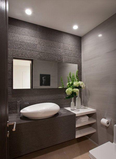 D\u0027exceptionnelles salles de bain contemporaines Minimalist