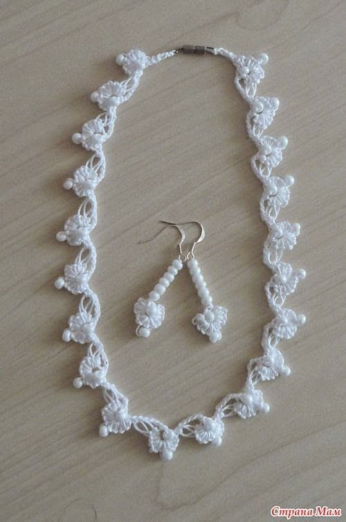b66943ca77758 Mi baúl de Inspiraciones   Accesorios tejidos en crochet