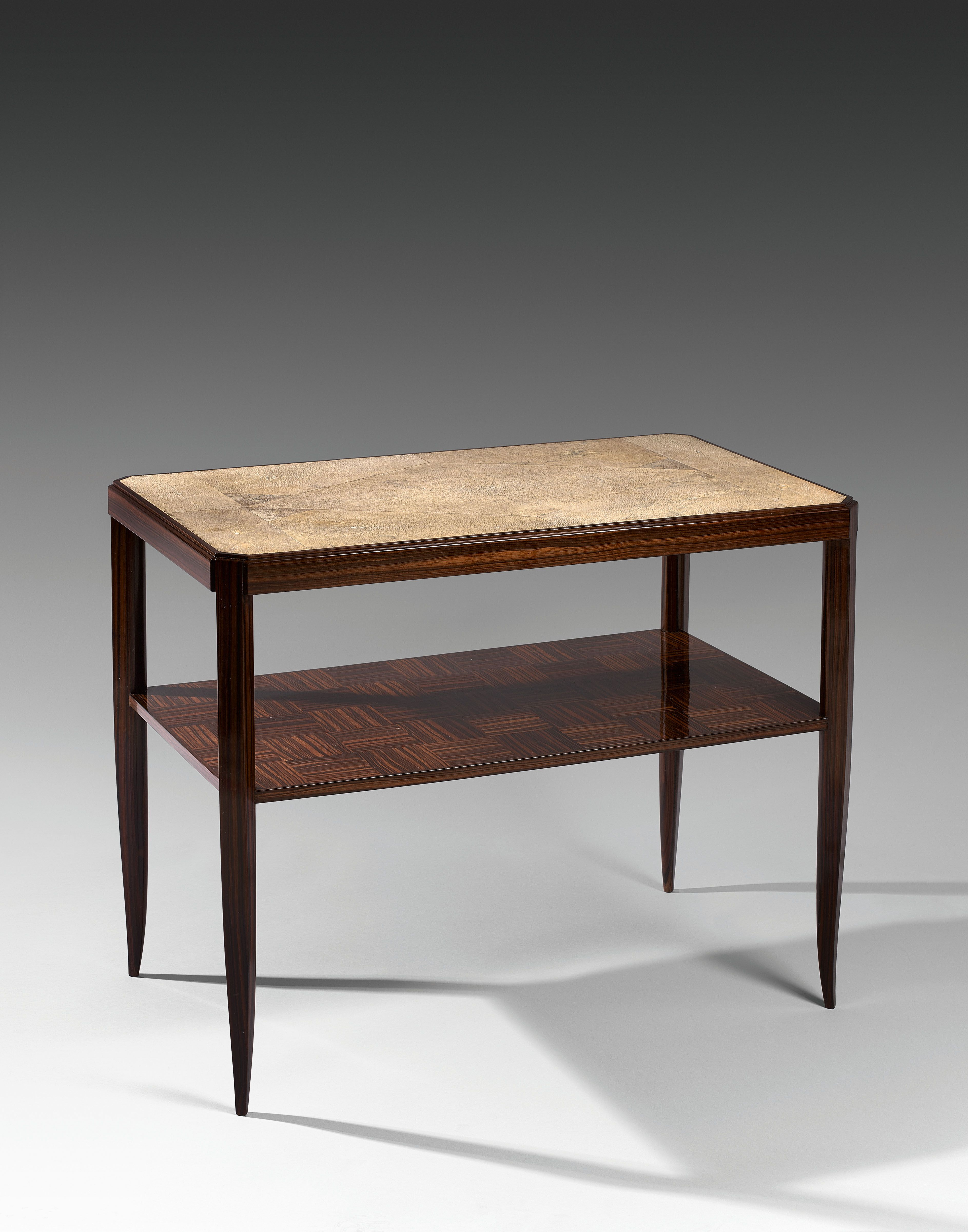 Art Deco Side Table By Leon Jallot Archives Image Vosges Manufactures Luxury And Tailor Made Art Deco Style Seating Lighting And Furniture Artdecotable Art