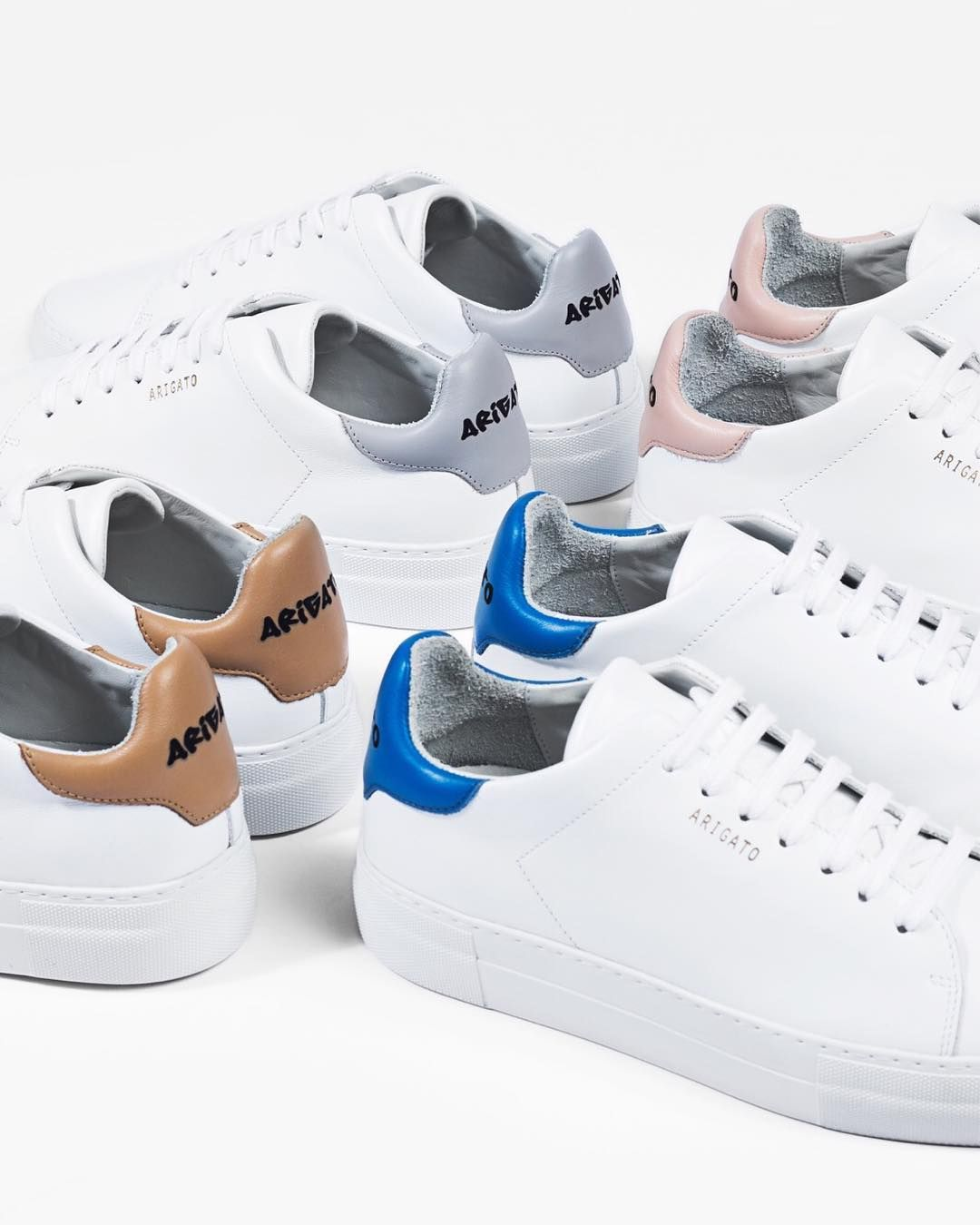 axelarigato #shoes #leather #sneakers