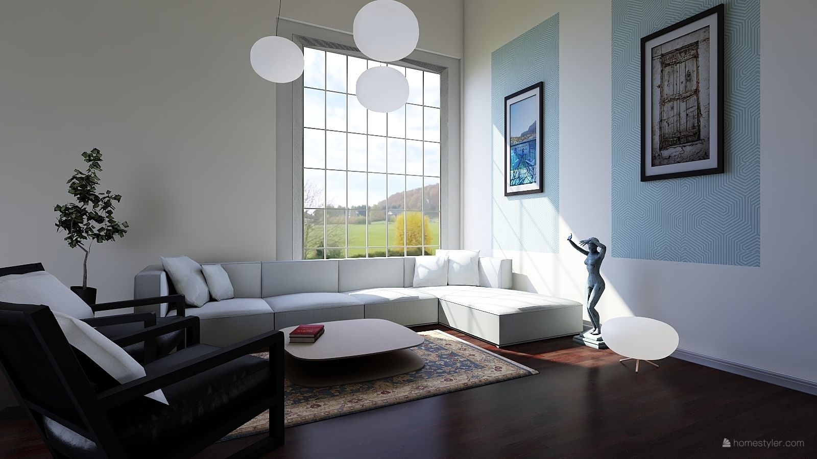 Living Room Design By Ucha Uchava Interiordesign Homedecor 3d Home Design Software 3d Home Design Home Design Software
