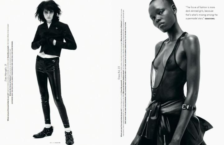 i-D Magazine Spring 2014 The Right Face At The Right Time Daniel Jackson (4)