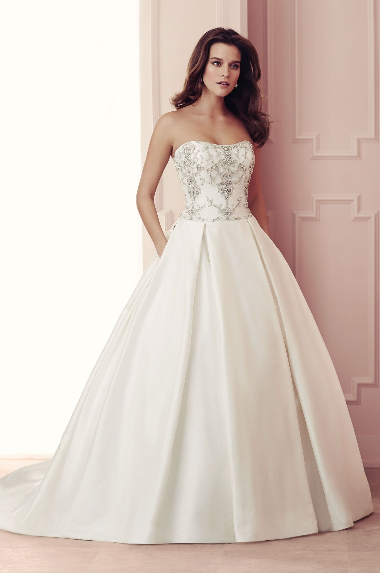 Paloma Blanca Wedding Dresses 2014 | Paloma blanca, Wedding dresses ...