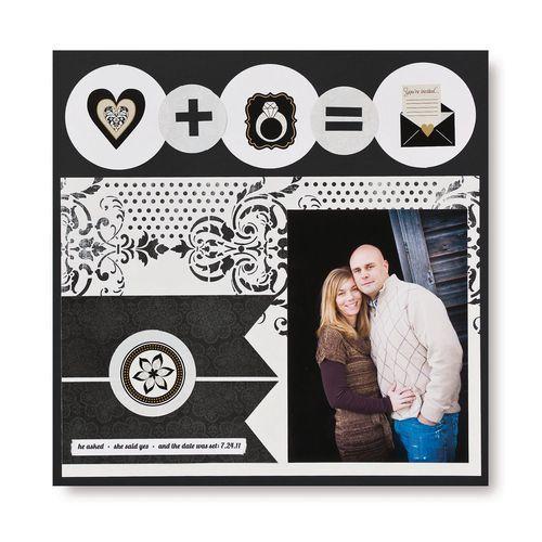 (love) + (ring) = (wedding) Wedding Planning Addition