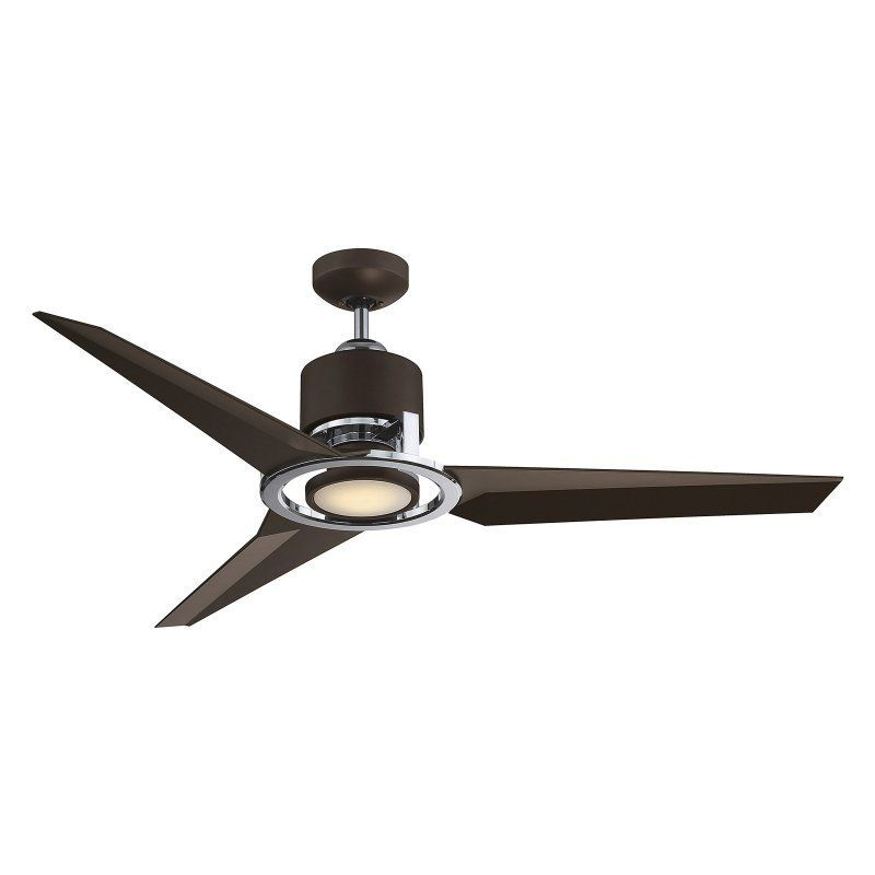 Savoy House Starling 52-210-3 52 in. Indoor Ceiling Fan - 52-210-3BZ-MBCH