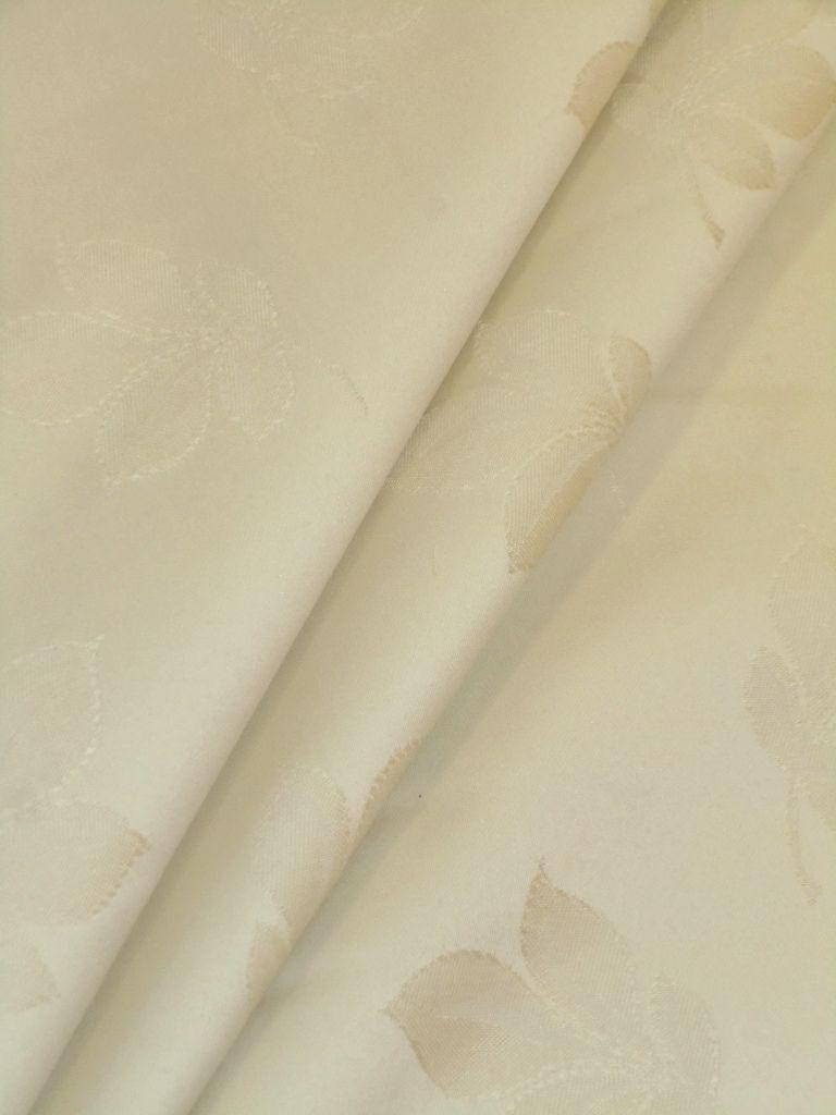 Brocade Home Decor leaf toss color alabaster home decor fabric tone on tone