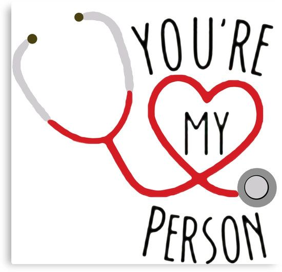 08ff837f958 Grey's Anatomy - You're My Person