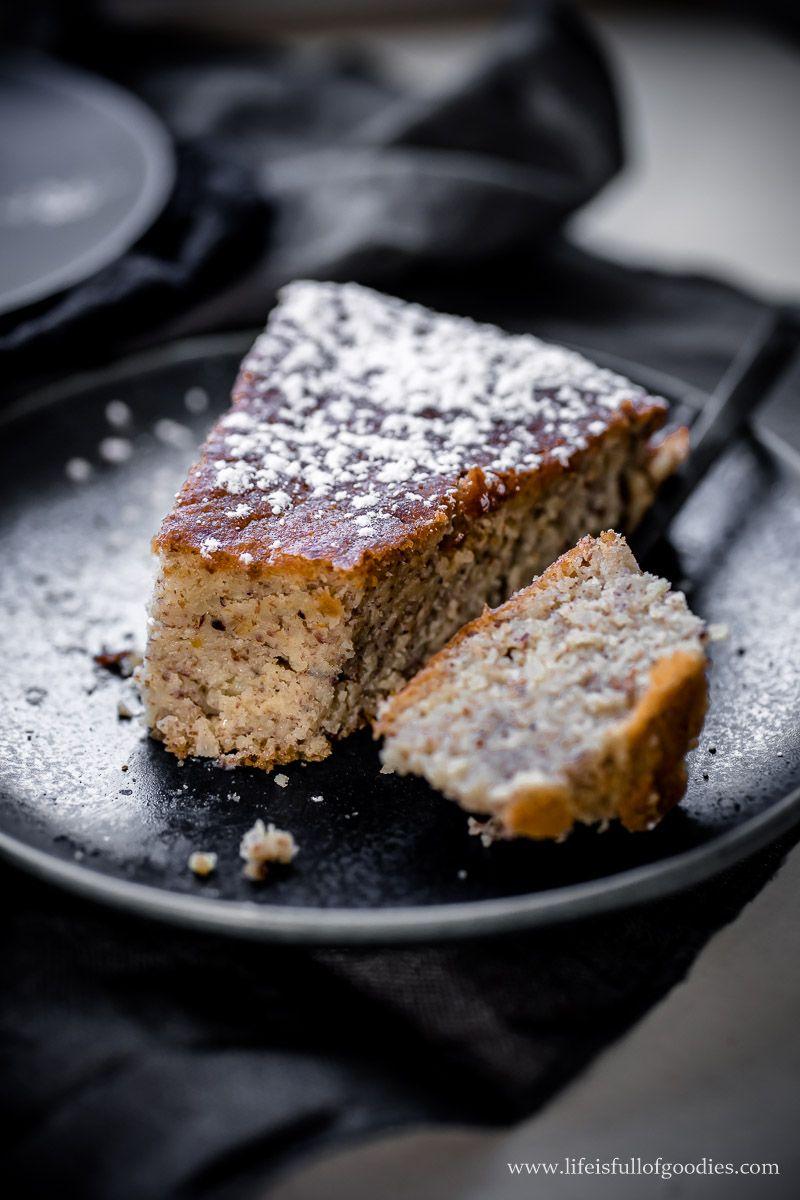 Frischkäse Mandelkuchen ohne Mehl