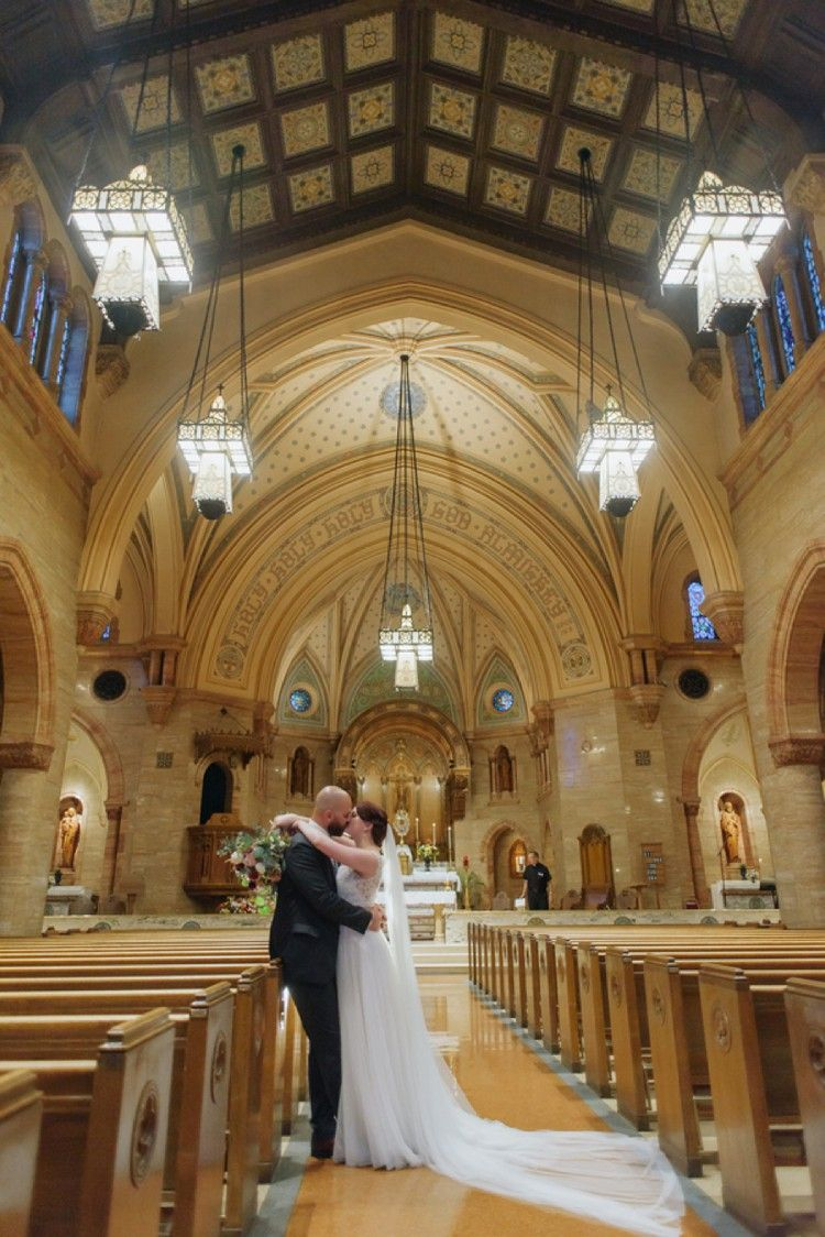 Classic Downtown Denver Wedding Wedding Dress from The