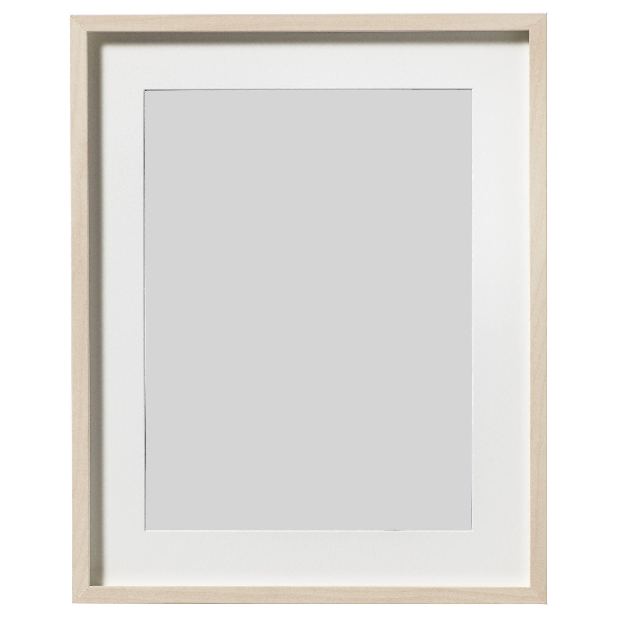 Hovsta Cadre Motif Bouleau Bouleau 40x50 Cm Ikea Frame Wall Frames Wall Decor Pictures