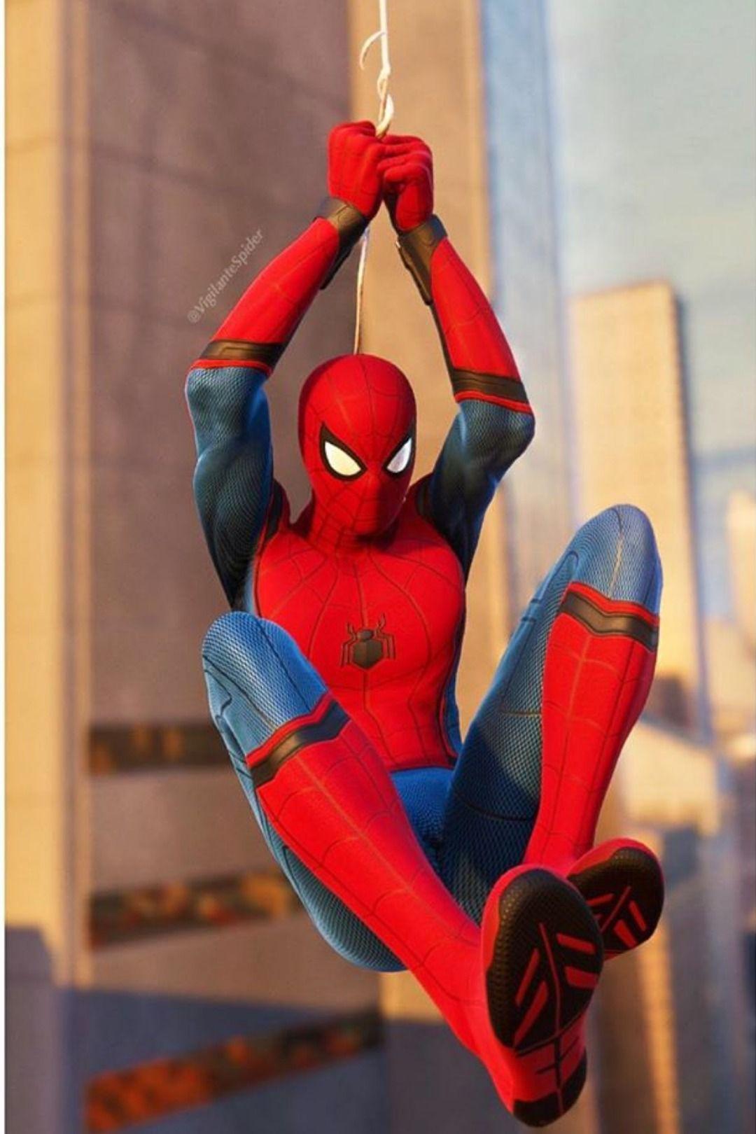 The Best Spiderman Wallpaper for your Smartphone Taken