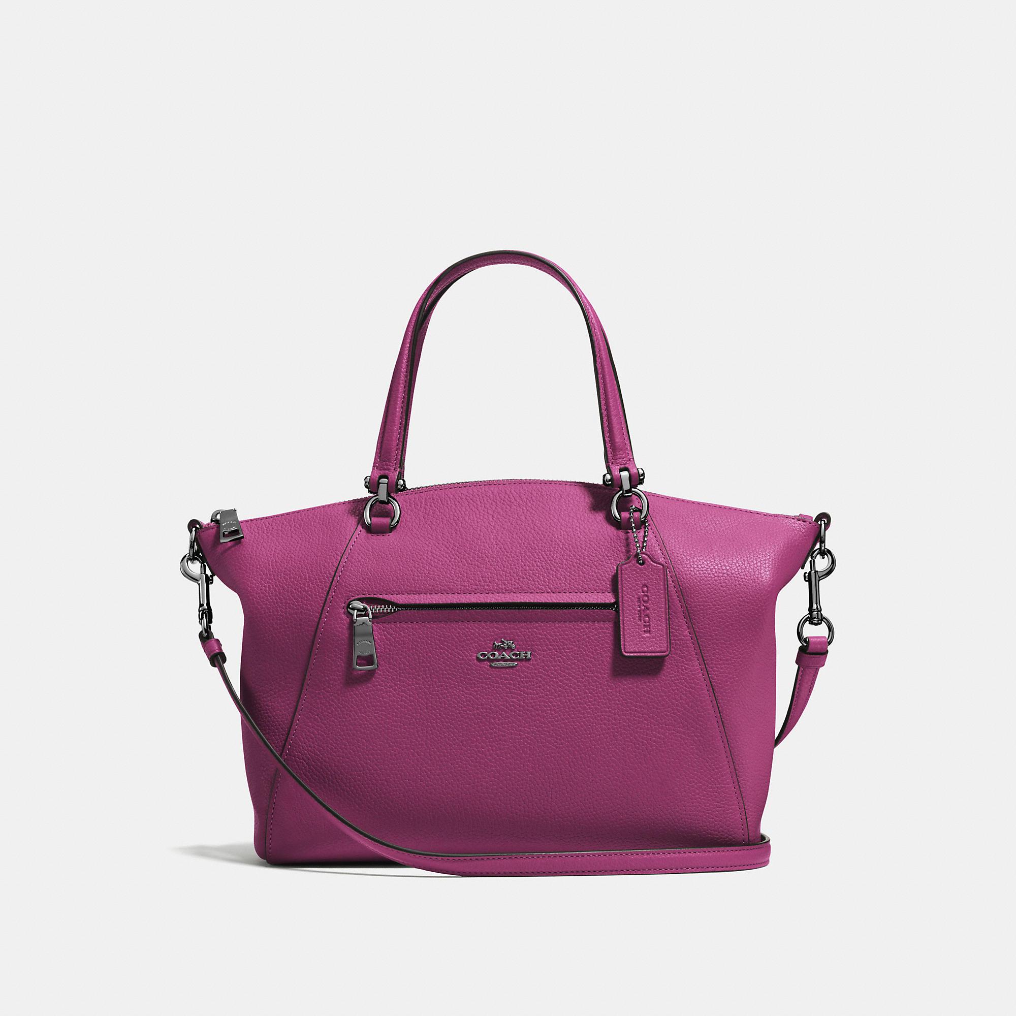 3cb3fd1d6835 COACH Prairie Satchel - Women s Handbags
