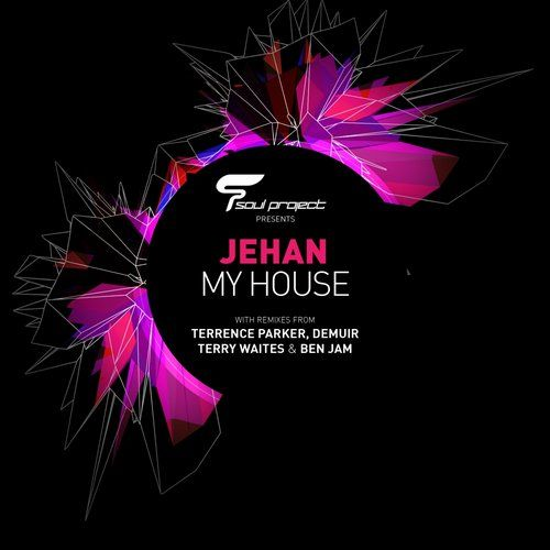 Terrence Parker, Jehan - My House - http://minimalistica.biz/terrence-parker-jehan-my-house/