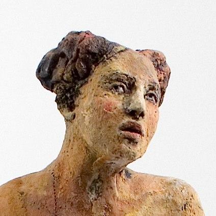 Debra Fritts, A New Silence, Stoneware