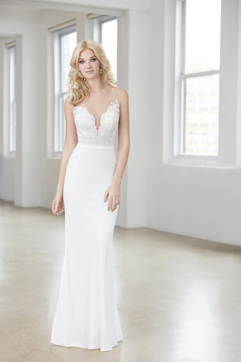 After wedding dress ideas  Madison James Bridal Dress MJ  Terry Costa  Happily Ever After
