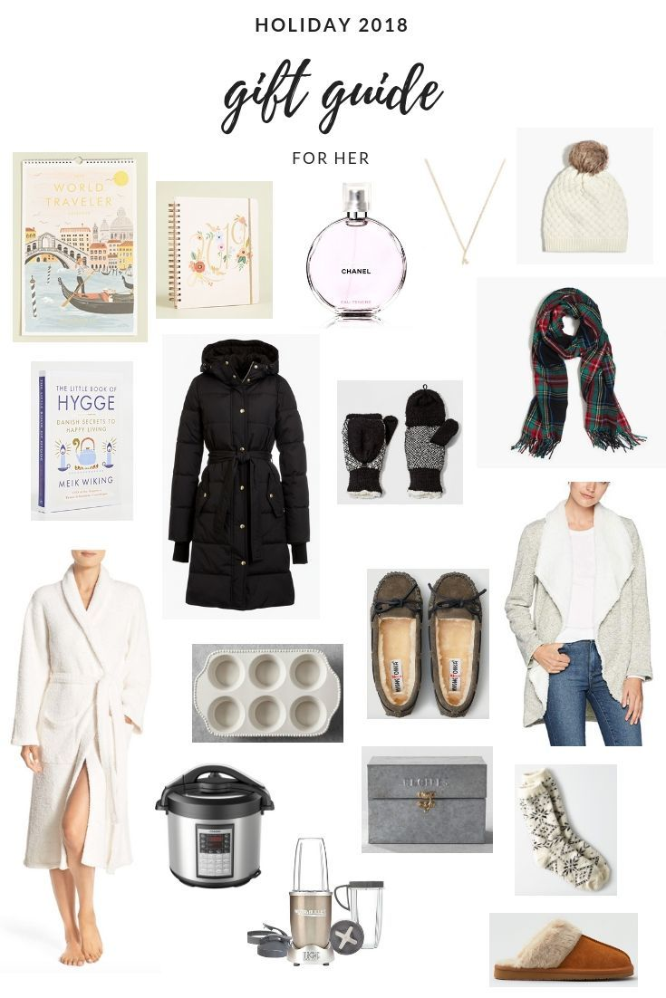 Christmas Gifts 2018 For Her.Holiday 2018 Gift Guide For Her Gift Guide Gift Guide
