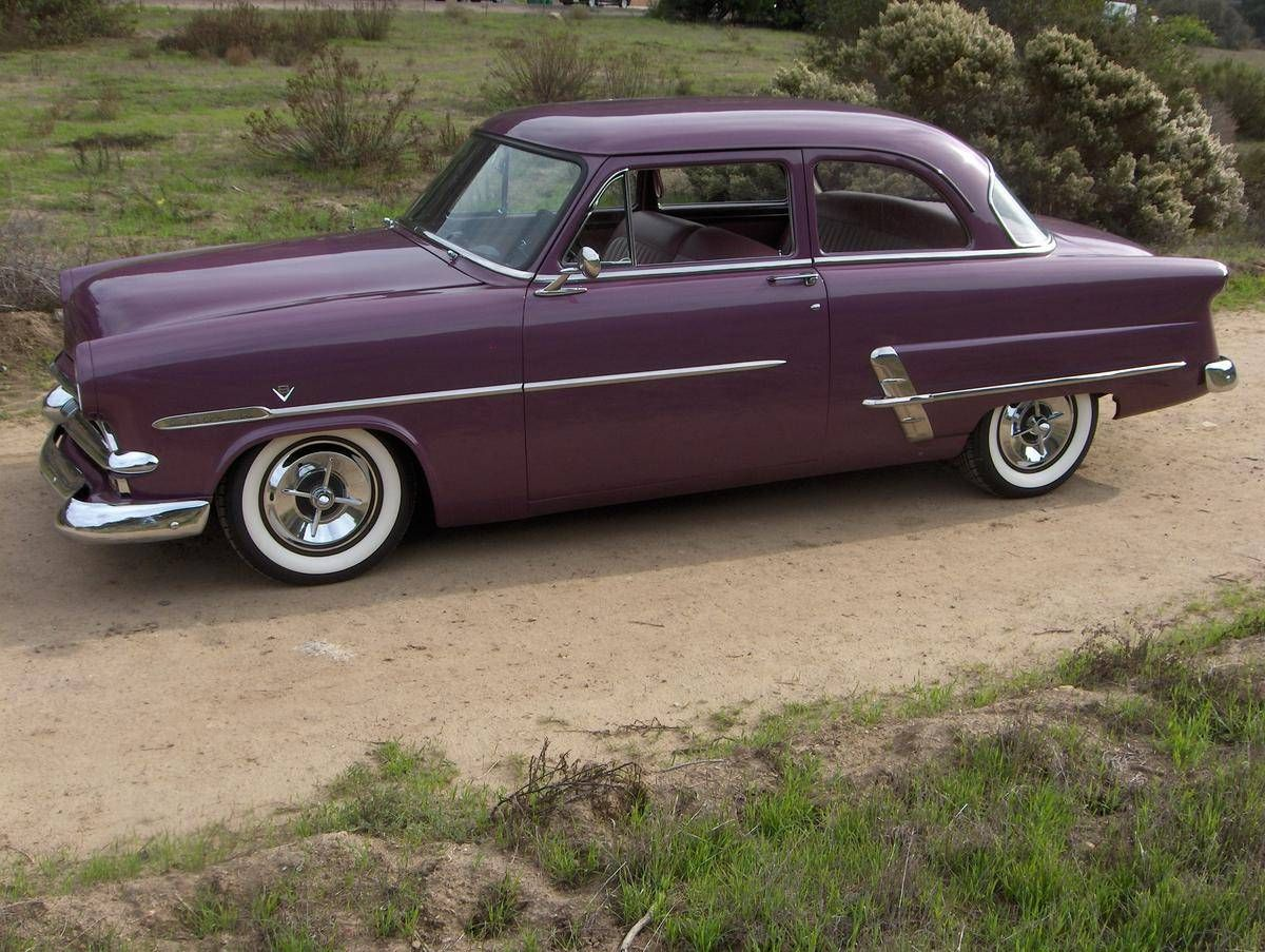 1953 Ford Customline Coupe Classic Cars Ford Classic Cars
