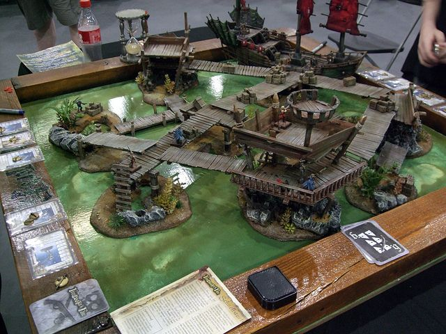 Freebooter's Fate Demo at Salute 2012   Flickr - Fotosharing! [www.flickr.com]