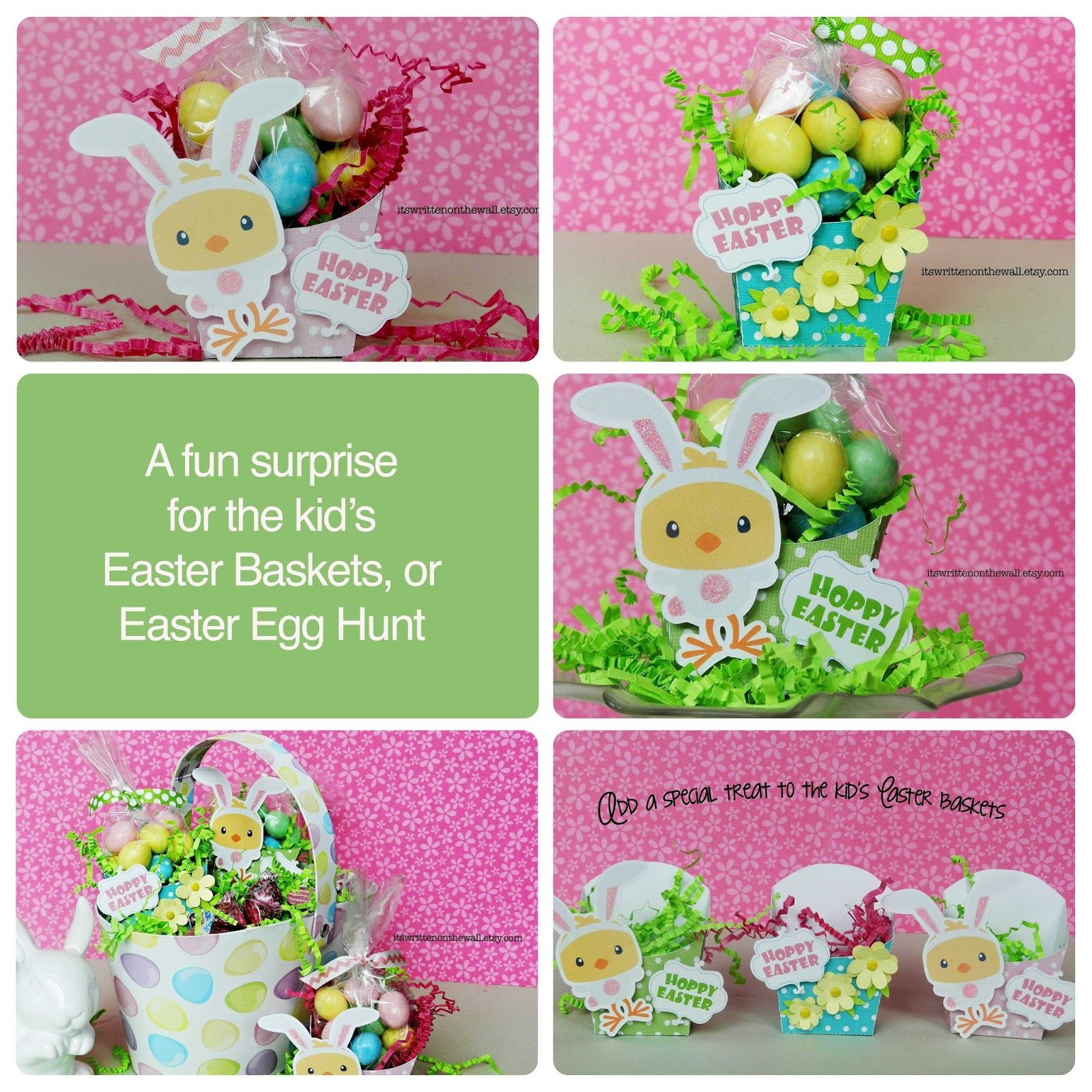 Easter treat gift boxes put something special in the kids easter treat gift boxes put something special in the kids easter basket a negle Gallery