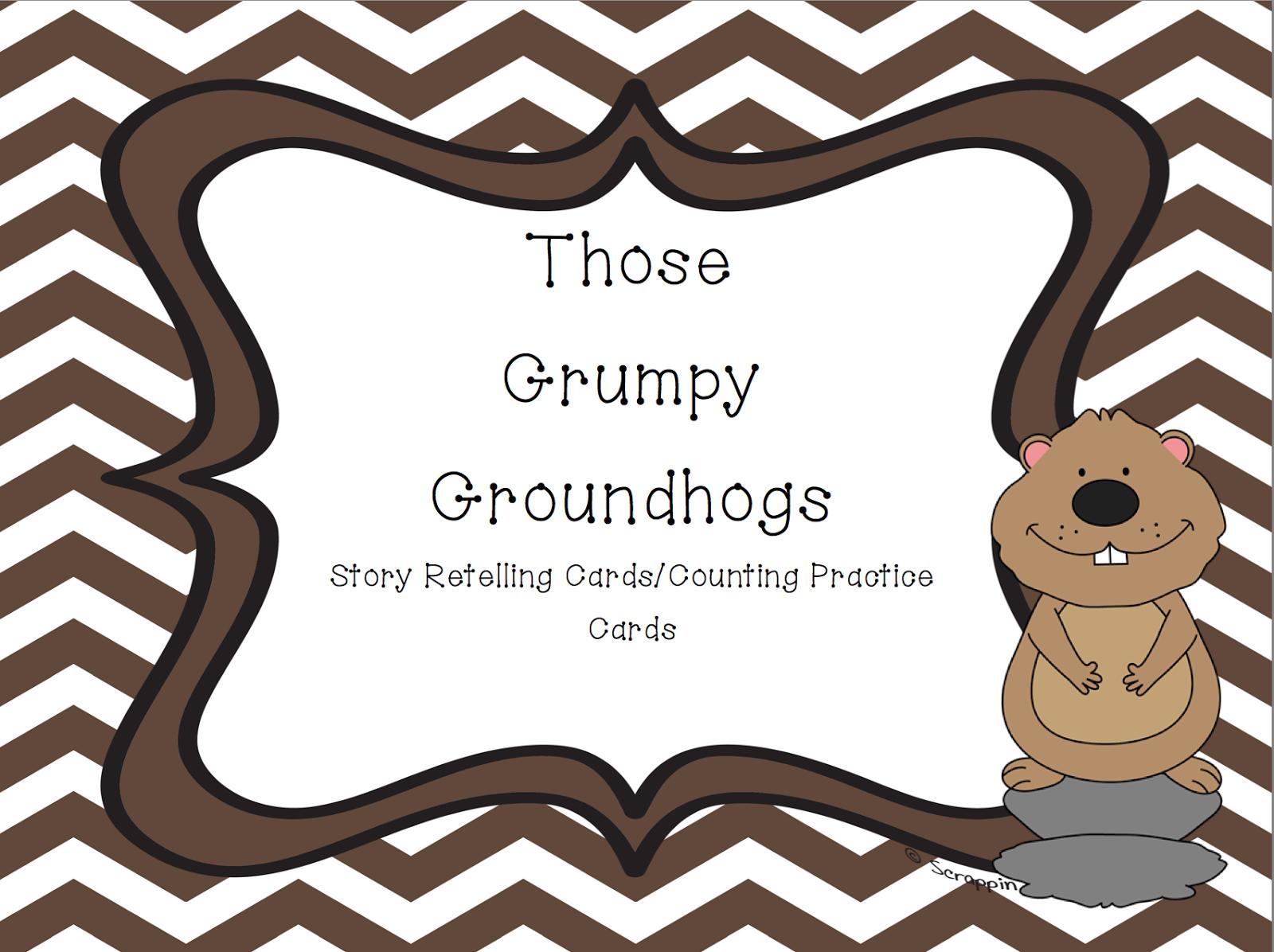 Oceans Of Kindergarten Fun Groundhog S Day Resources
