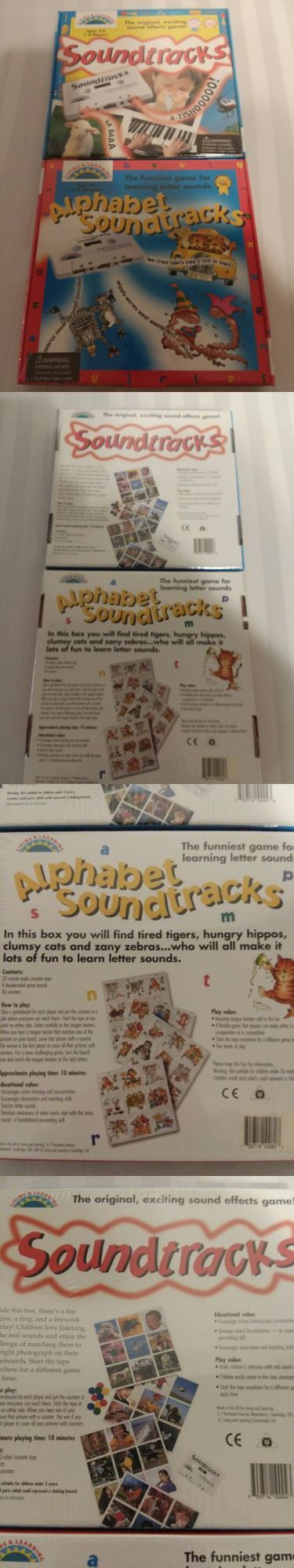 other alphabet and language toys 11732 set of 2 living and learning