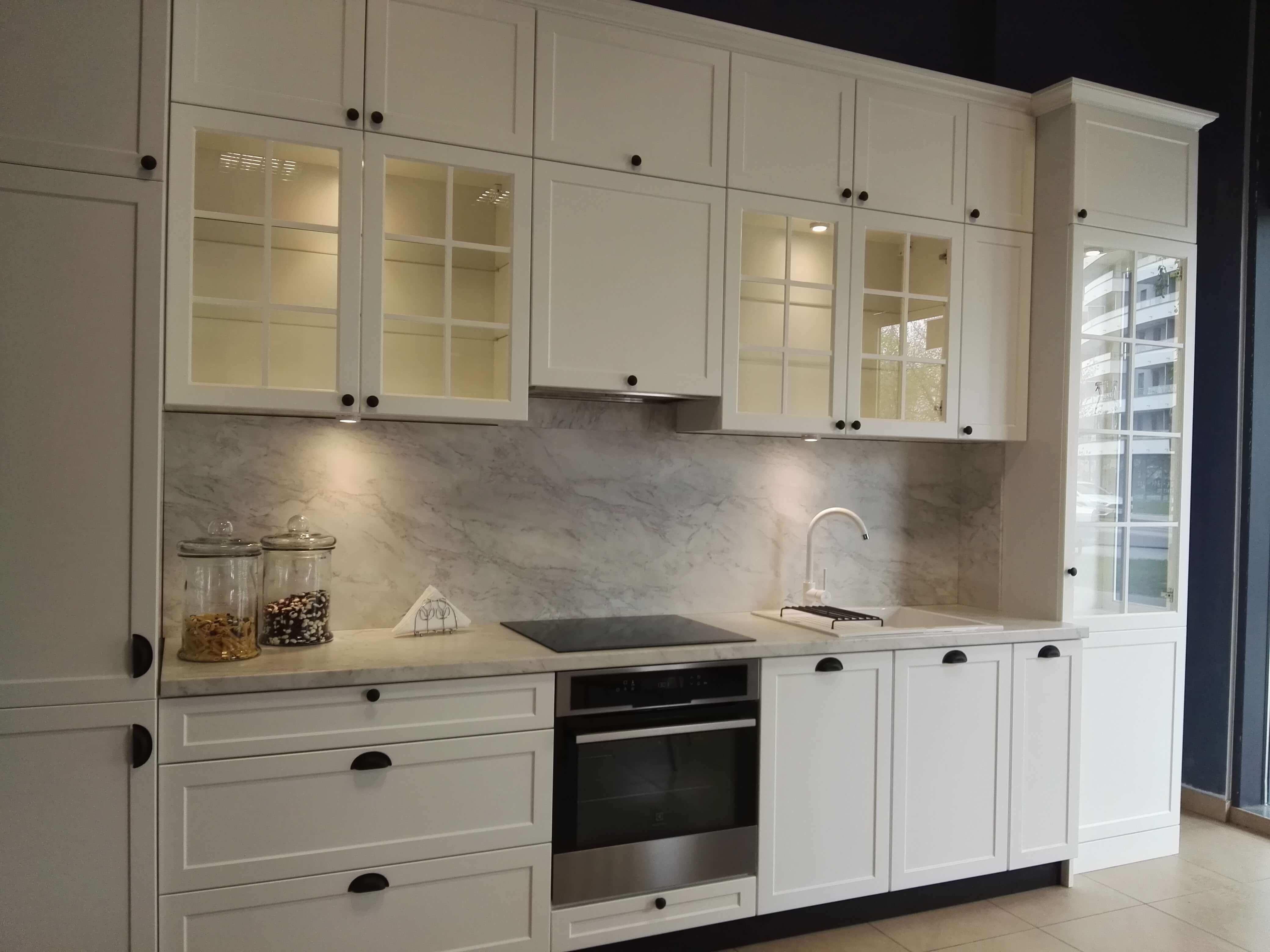 Meble Kuchenne Realizacje Meble Na Wymiar I Fronty Meblowe Warszawa Kitchen Kitchen Cabinets Home