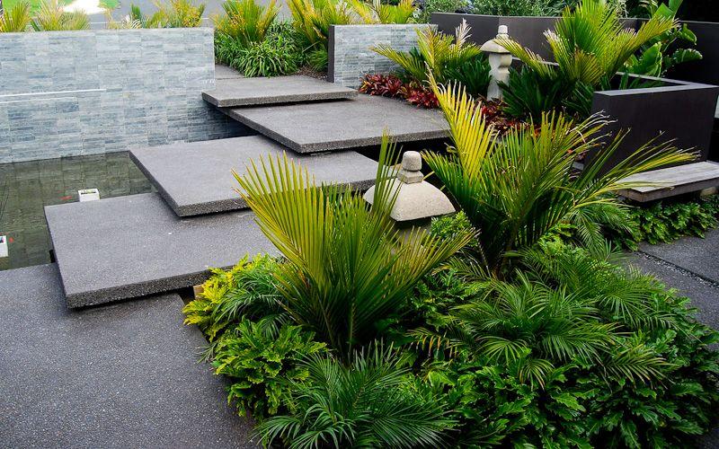 Modern Garden Entrance Http Lomets Com Front Yard Landscaping Design Modern Garden Modern Landscaping