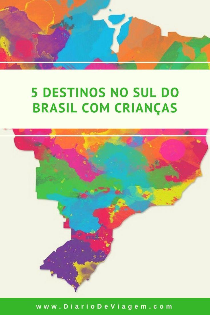 5 Destinos No Sul Do Brasil Para Viajar Com Criancas Viagem Com