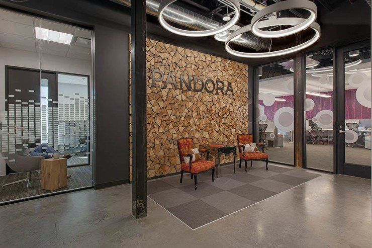 A Quick Look Inside Pandora S New Seattle Office Creative Office
