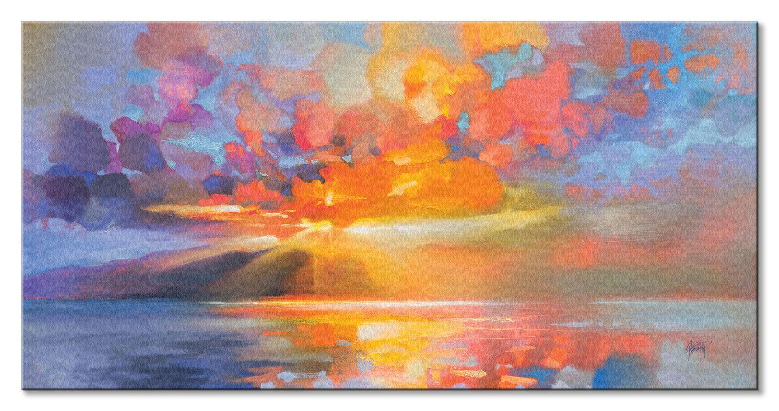 Arran Equinox Obraz Na Plotnie W 2020 Obrazy Malowane