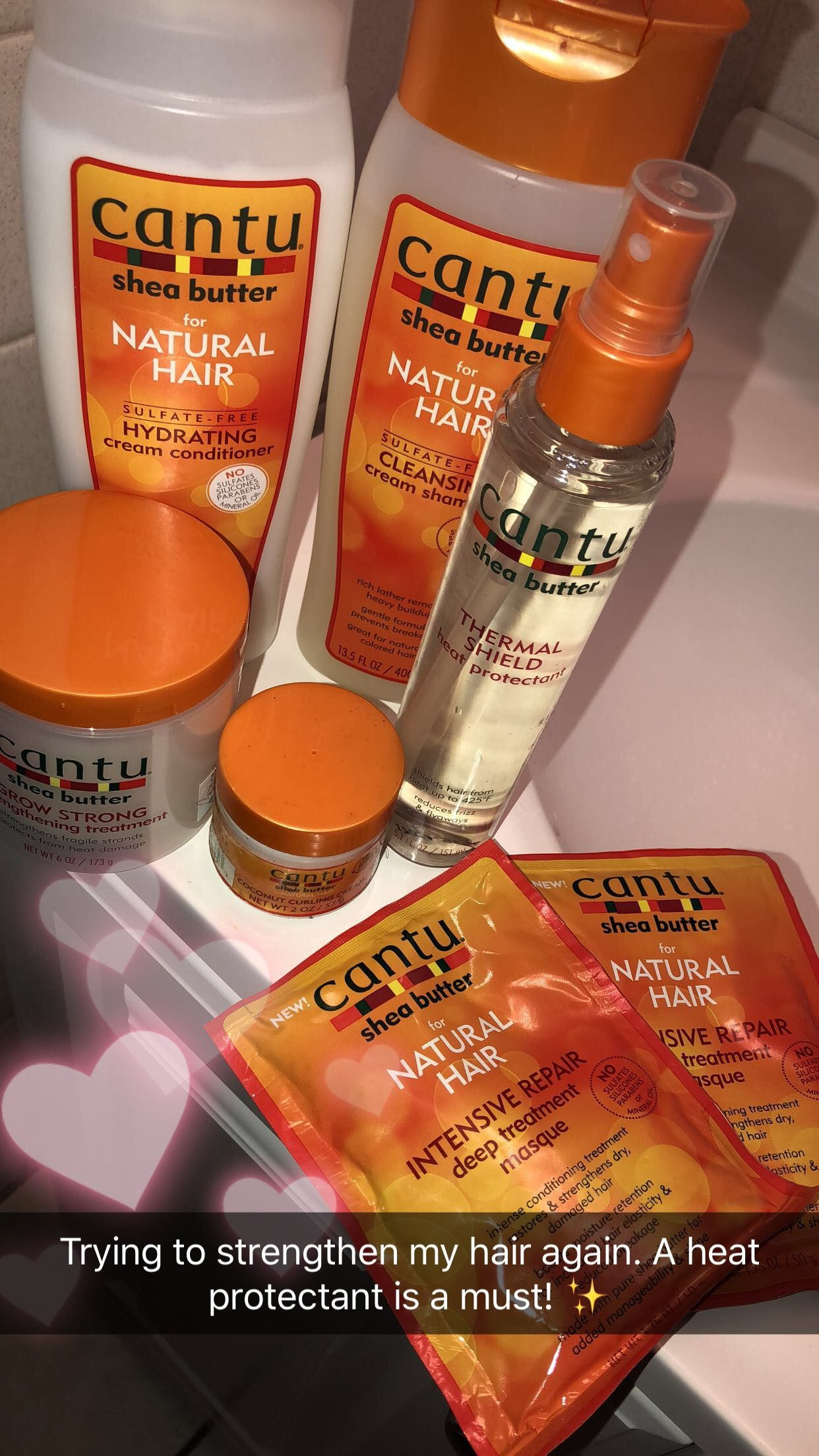 Black Girl Hair Care Had To Get The Entire Product Line Natural Hair Care Tips Curly Hair Care Natural Hair Styles