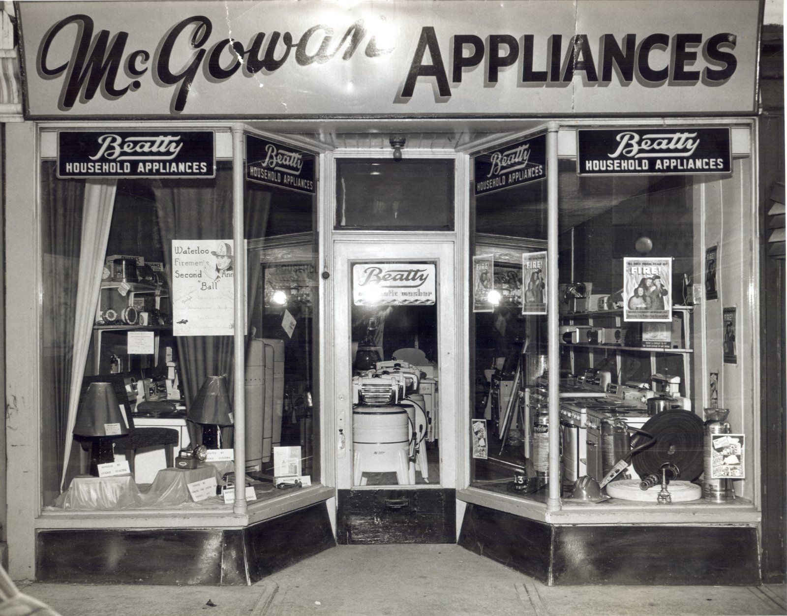 stores in kitchener waterloo ontario mcgowan appliances waterloo ontario 1950s waterloo