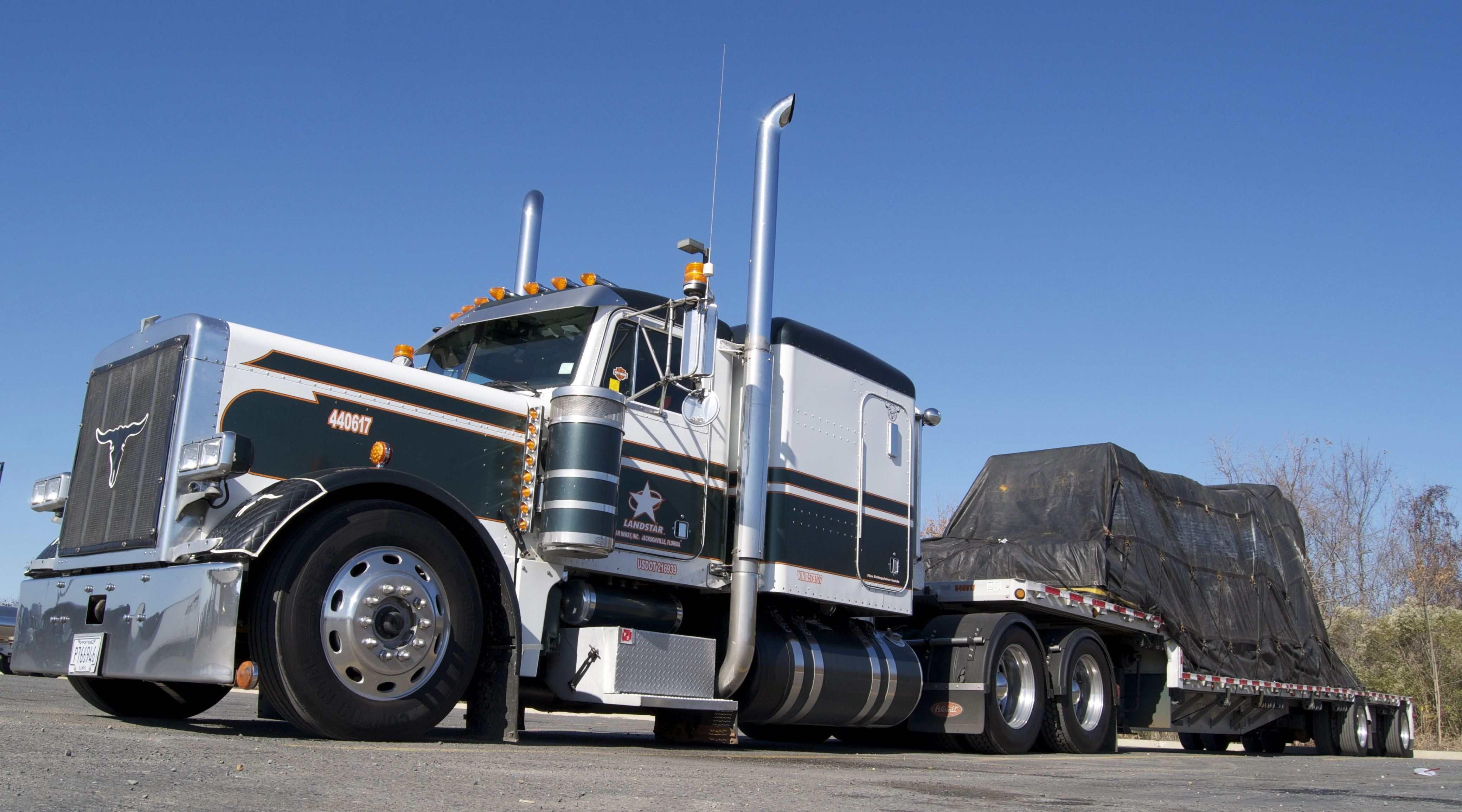 Trucking Trucks, Peterbilt, Peterbilt 379