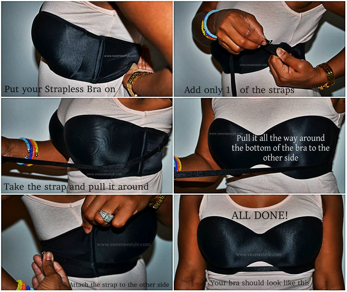 e81ac7e2b46c0 How to keep a strapless bra in place