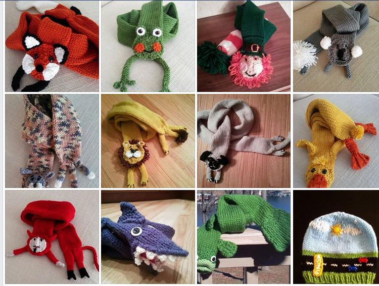 made with the Addi Express   knitting   Pinterest   Baby Mütze ...