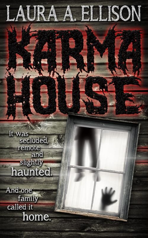 Laura Ellison (Author of Karma House)