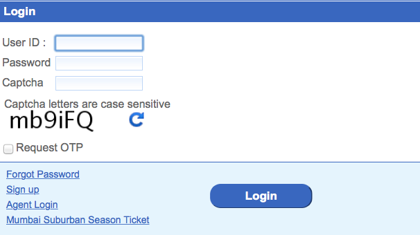 The Most Important Points To Note Down About Irctc Login Travel