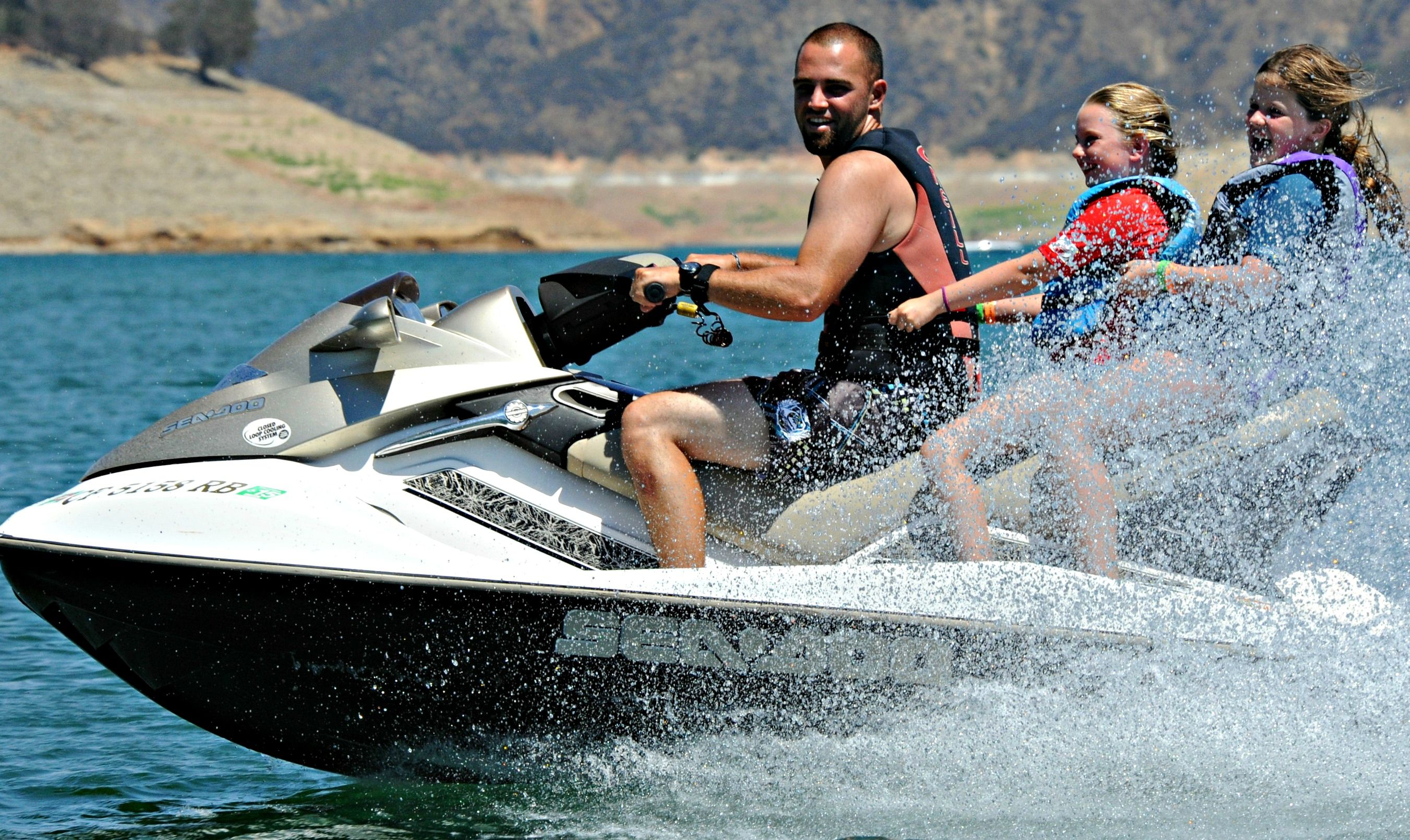 Jet Skiing At Summer Camp It S Just As Much Fun Looks