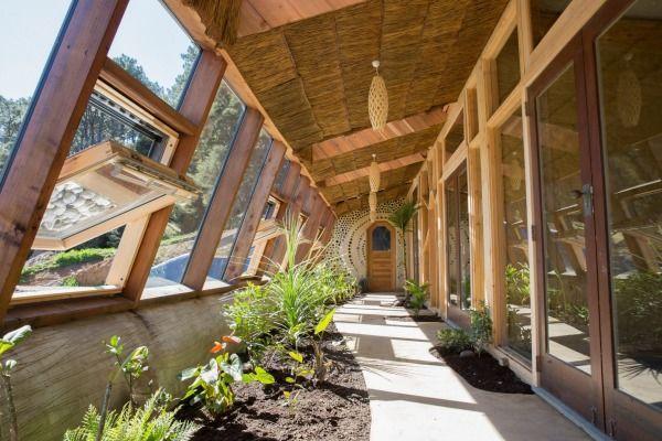 Ecohouseunderground Eco House Design Pinterest House And Modern